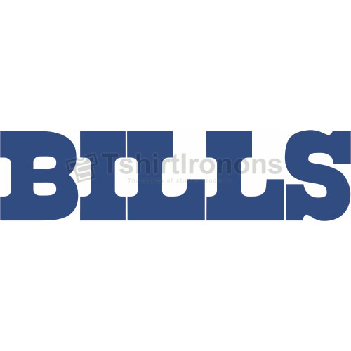 Buffalo Bills T-shirts Iron On Transfers N430
