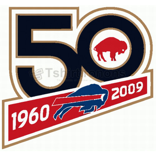 Buffalo Bills T-shirts Iron On Transfers N433