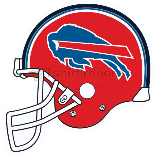 Buffalo Bills T-shirts Iron On Transfers N434