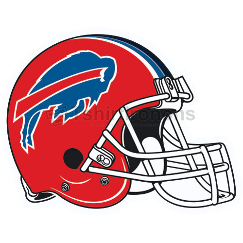 Buffalo Bills T-shirts Iron On Transfers N435