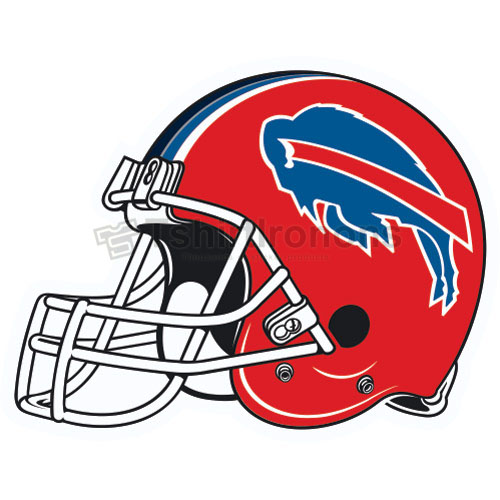 Buffalo Bills T-shirts Iron On Transfers N436