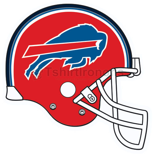 Buffalo Bills T-shirts Iron On Transfers N437