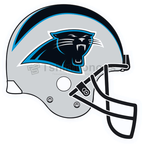 Carolina Panthers T-shirts Iron On Transfers N449