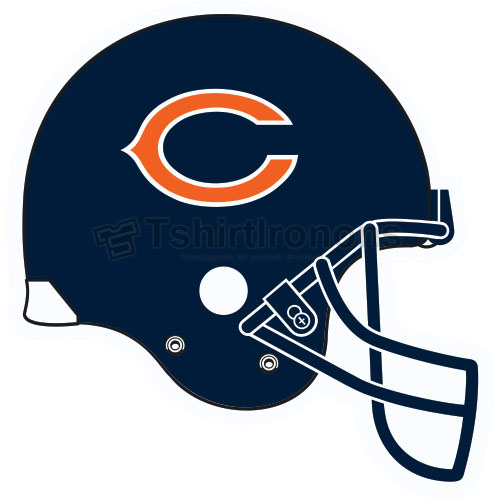 Chicago Bears T-shirts Iron On Transfers N459