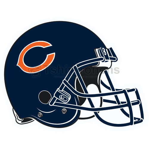 Chicago Bears T-shirts Iron On Transfers N460