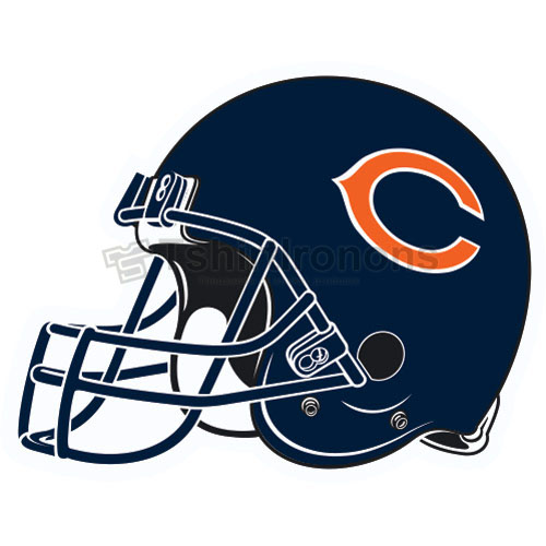 Chicago Bears T-shirts Iron On Transfers N461