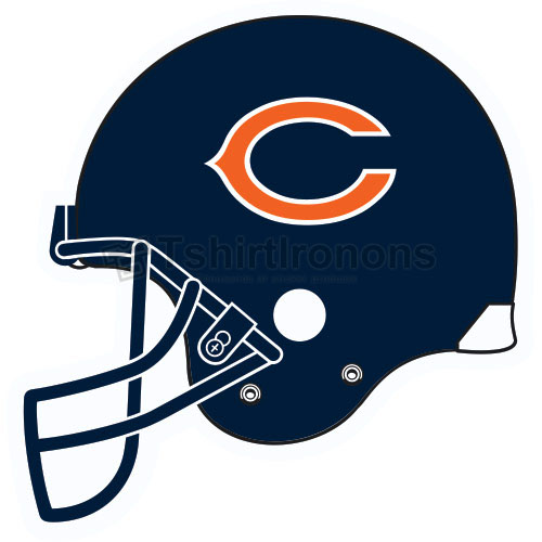Chicago Bears T-shirts Iron On Transfers N462