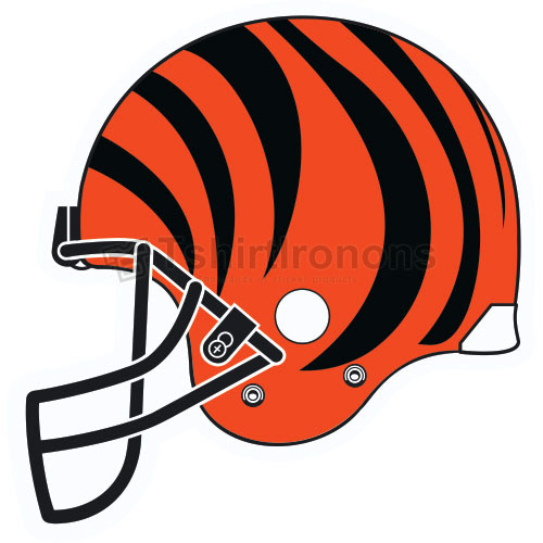 Cincinnati Bengals T-shirts Iron On Transfers N476