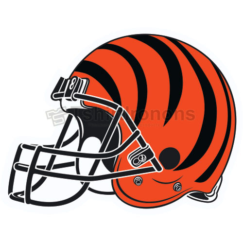 Cincinnati Bengals T-shirts Iron On Transfers N478