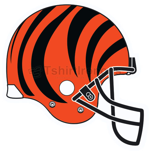 Cincinnati Bengals T-shirts Iron On Transfers N479