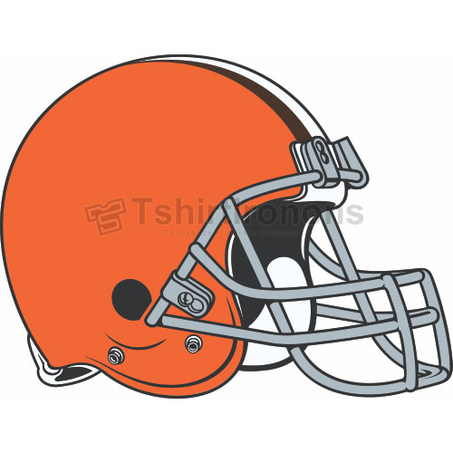 Cleveland Browns T-shirts Iron On Transfers N486
