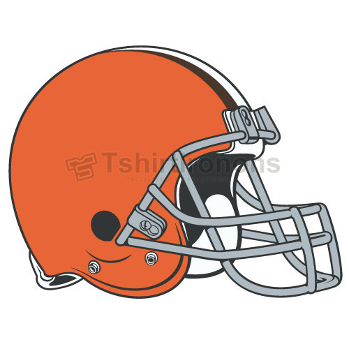 Cleveland Browns T-shirts Iron On Transfers N490