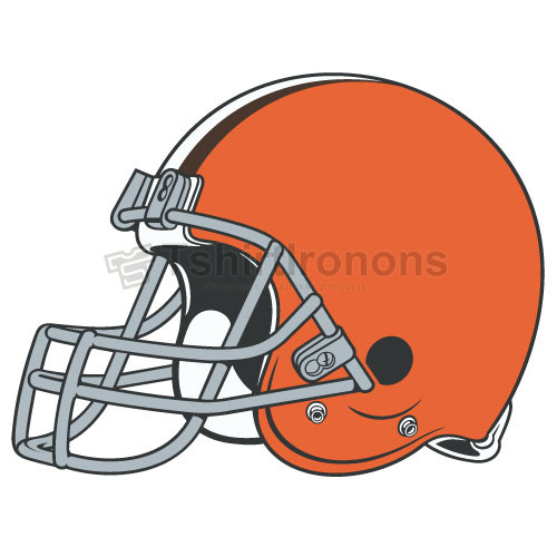Cleveland Browns T-shirts Iron On Transfers N491