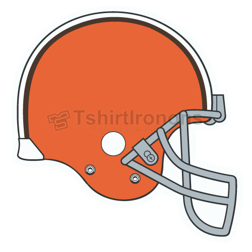 Cleveland Browns T-shirts Iron On Transfers N493