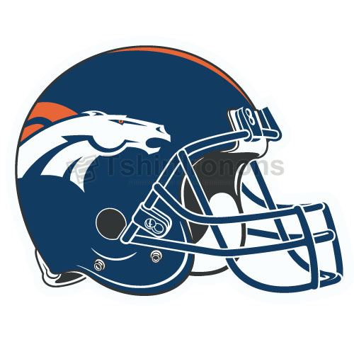 Denver Broncos T-shirts Iron On Transfers N510