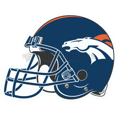 Denver Broncos T-shirts Iron On Transfers N511