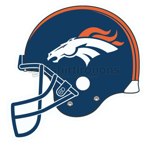 Denver Broncos T-shirts Iron On Transfers N512