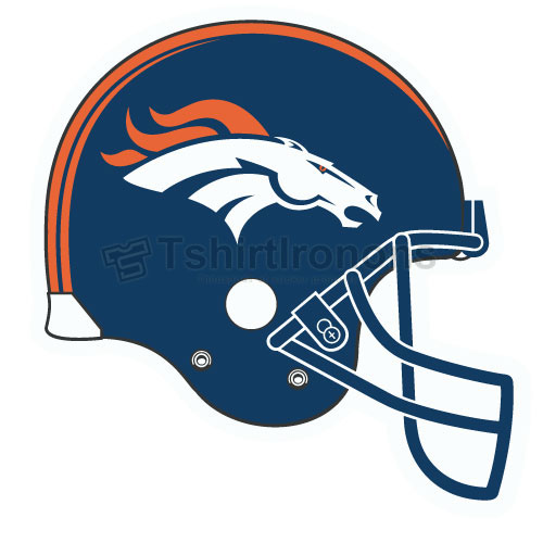Denver Broncos T-shirts Iron On Transfers N513