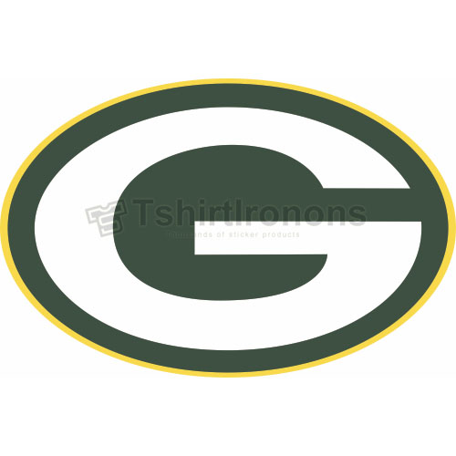 Green Bay Packers T-shirts Iron On Transfers N525