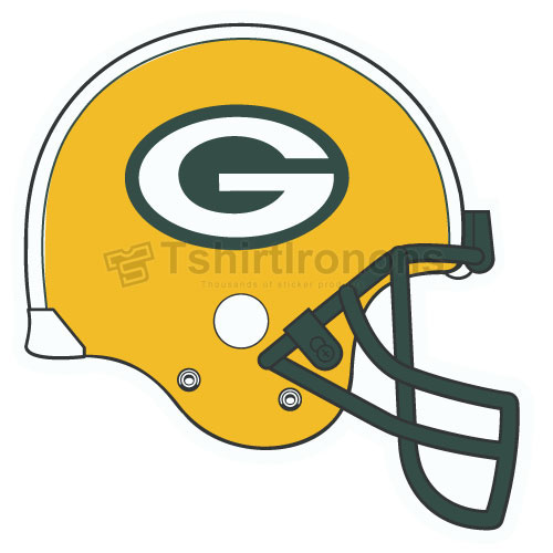 Green Bay Packers T-shirts Iron On Transfers N530
