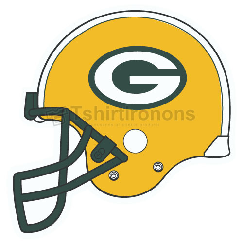 Green Bay Packers T-shirts Iron On Transfers N531