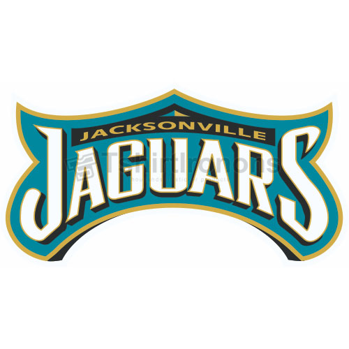 Jacksonville Jaguars T-shirts Iron On Transfers N548