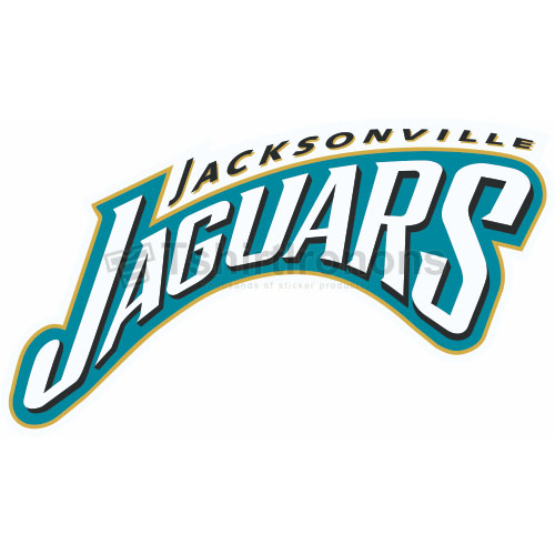 Jacksonville Jaguars T-shirts Iron On Transfers N549