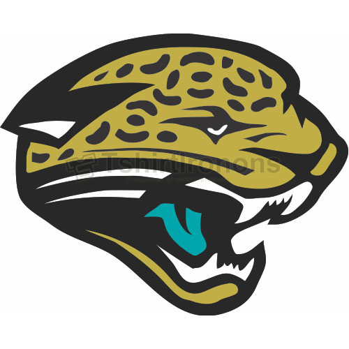 Jacksonville Jaguars T-shirts Iron On Transfers N550