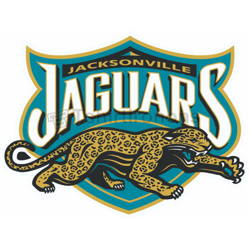 Jacksonville Jaguars T-shirts Iron On Transfers N553