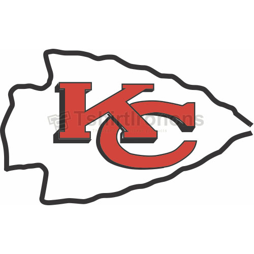 Kansas City Chiefs T-shirts Iron On Transfers N569