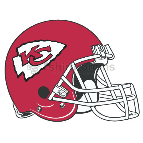 Kansas City Chiefs T-shirts Iron On Transfers N571