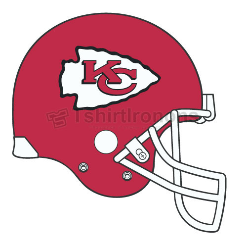 Kansas City Chiefs T-shirts Iron On Transfers N573