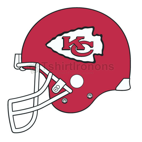 Kansas City Chiefs T-shirts Iron On Transfers N574