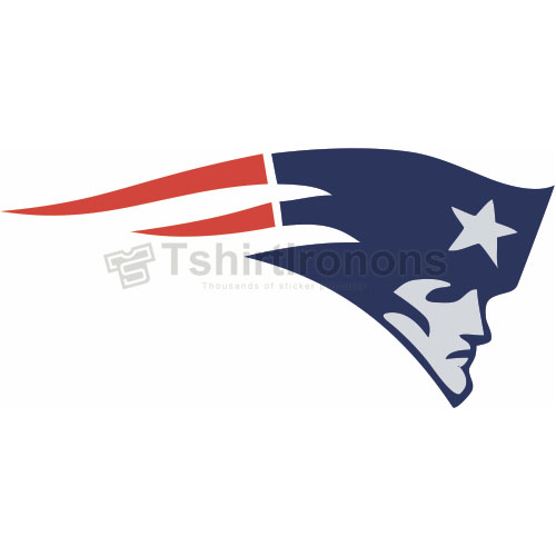 New England Patriots T-shirts Iron On Transfers N600