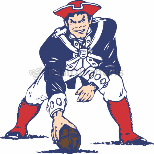 New England Patriots T-shirts Iron On Transfers N601