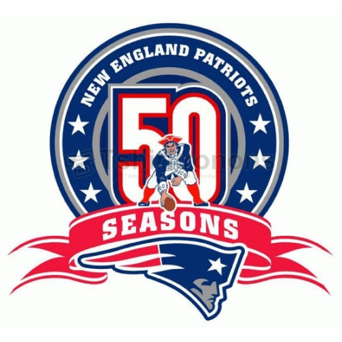 New England Patriots T-shirts Iron On Transfers N604