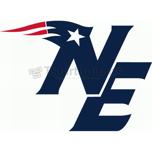 New England Patriots T-shirts Iron On Transfers N606