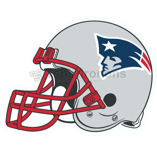 New England Patriots T-shirts Iron On Transfers N608