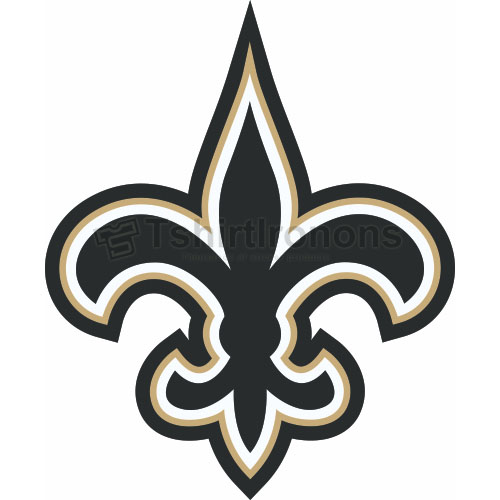 New Orleans Saints T-shirts Iron On Transfers N616