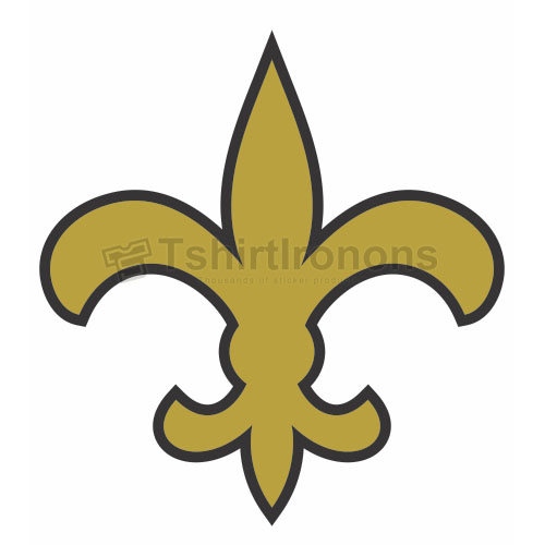 New Orleans Saints T-shirts Iron On Transfers N617