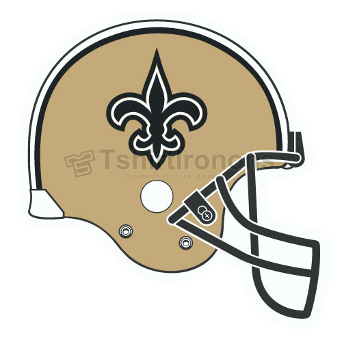 New Orleans Saints T-shirts Iron On Transfers N621