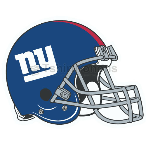 New York Giants T-shirts Iron On Transfers N631
