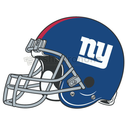 New York Giants T-shirts Iron On Transfers N632