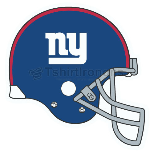New York Giants T-shirts Iron On Transfers N633