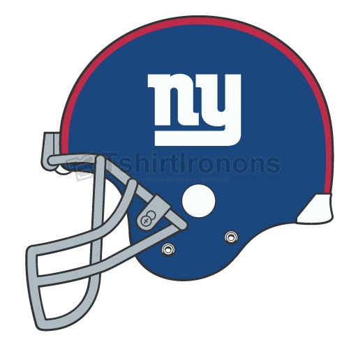 New York Giants T-shirts Iron On Transfers N634