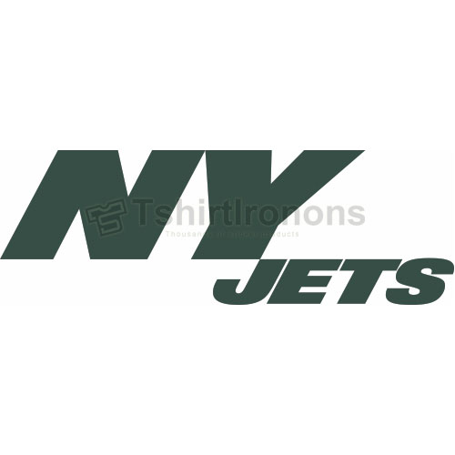 New York Jets T-shirts Iron On Transfers N635