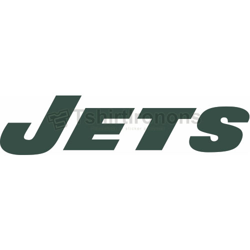 New York Jets T-shirts Iron On Transfers N636
