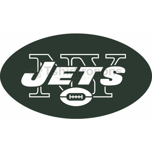 New York Jets T-shirts Iron On Transfers N642