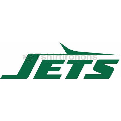 New York Jets T-shirts Iron On Transfers N643