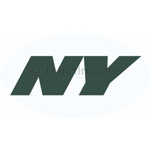 New York Jets T-shirts Iron On Transfers N644
